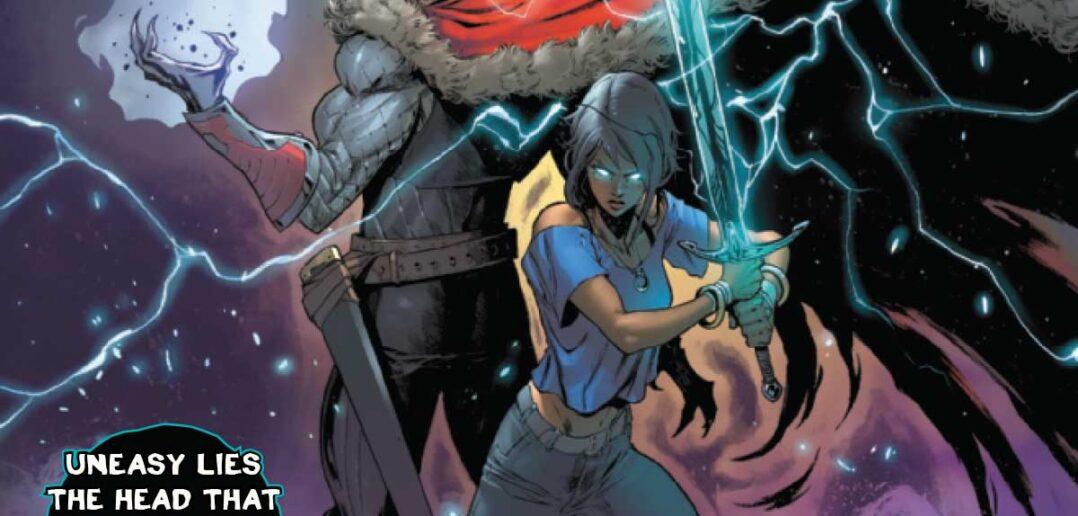 Black Knight Curse of the Ebony Blade #5