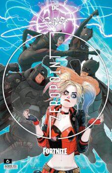 Batman/Fortnite: Zero Point #6