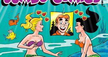 Betty and Veronica Jumbo Comics Digest #295