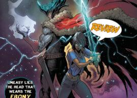 Black Knight: Curse of the Ebony Blade #5 Review
