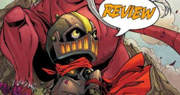 Canto III: Lionhearted #1 Review