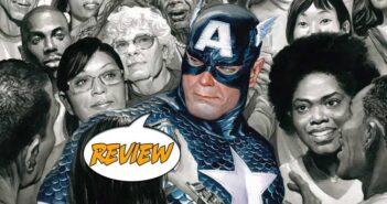 Captain America #30 Review