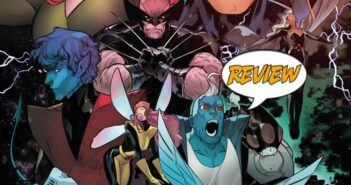 Children of the Atom #5 Review