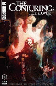 DC Horror Presents: The Conjuring: The Love #1.