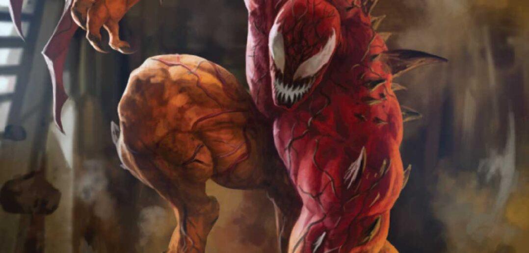 Extreme Carnage: Phage #1