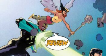 Justice League: Infinity #1 Review