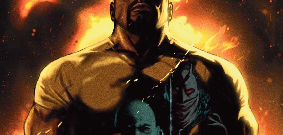 Luke Cage: City of Fire