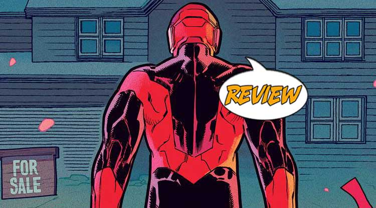 Radiant Black #6 Review