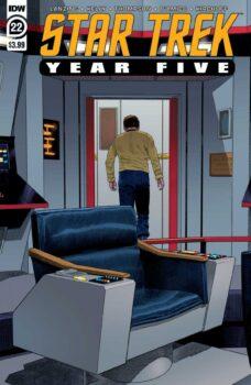 Star Trek Year Five #22