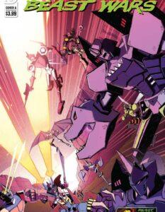 Transformers Beast Wars #6