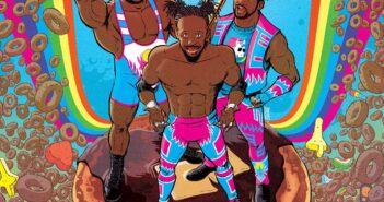 WWE The New Day: Power of Positivity #1