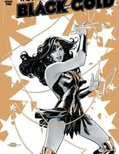 Wonder Woman Black and Gold #2
