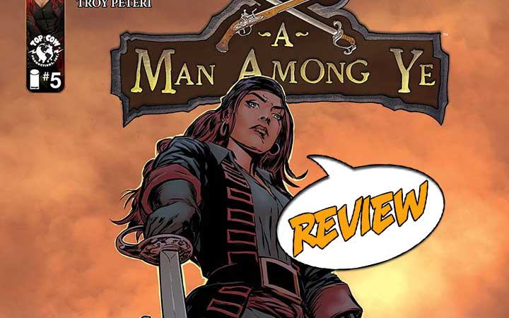 A Man Among Ye #5 Review