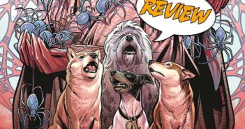 Beasts of Burden: Occupied Territory #4 Review