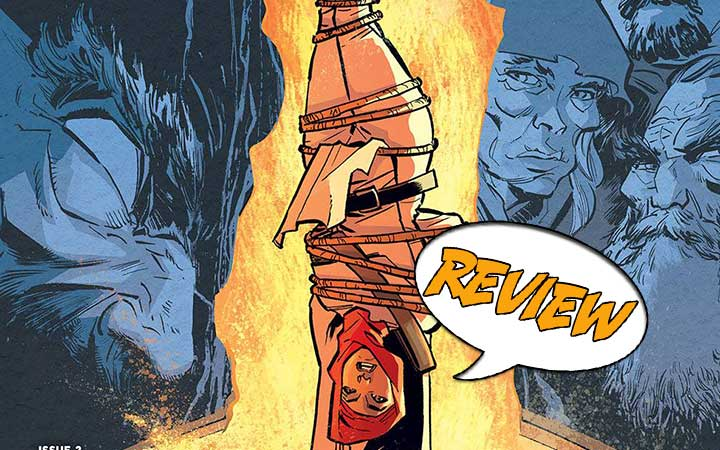 Compass: The Cauldron of Eternal Life #2 Review
