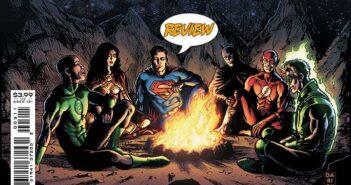 Justice League: Last Ride #3 Revie