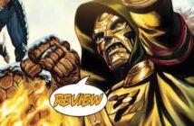 Fantastic Four #34 Review
