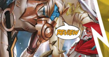 Mighty Morphin' #10 Review