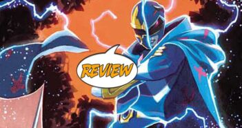 Power Rangers #10 Review