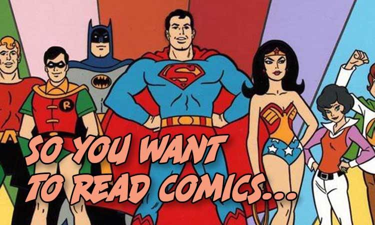 So You Want To Read Comics Hanna-Barbera Edition