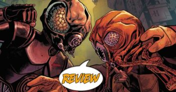 Star Wars: War of the Bounty Hunters - 4-LOM and Zuckuss #1 Review