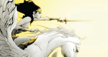 Wonder Woman Black and Gold #3