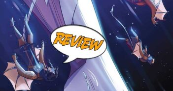 Rangers of the Divide #4 Review