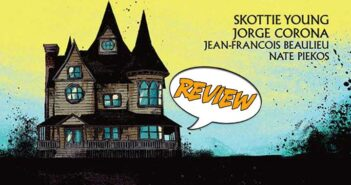 The Me You Love in teh Dark #1 Review