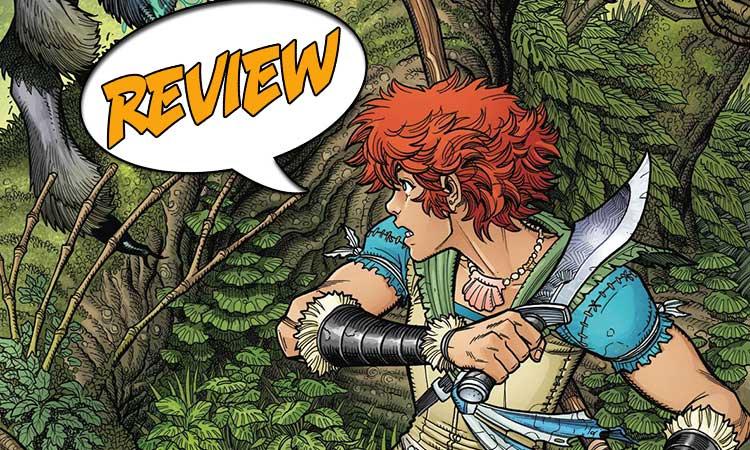 Bermuda #3 Review