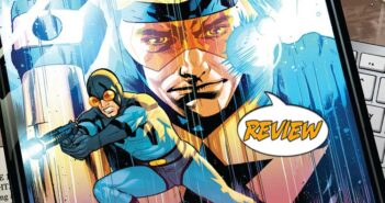 Blue and Gold #2 Review