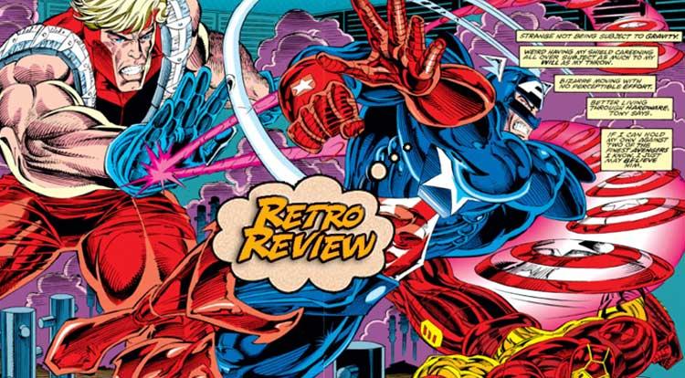 Captain America #438 Review