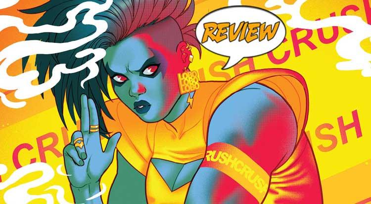 Crush & Lobo #4 Review