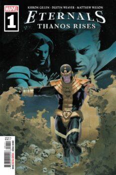 Eternals: Thanos Rising #1