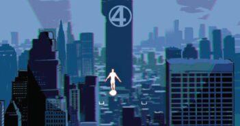 Fantastic Four Life Story #4