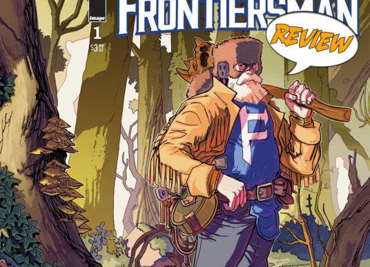 Frontiersman #1 Review