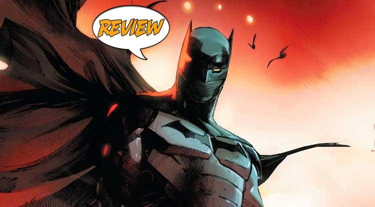 I Am Batman #1 Review