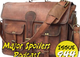 Major Spoilers Podcast #944: We Love U 3000
