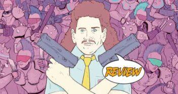 Mullet Cop #1 Review