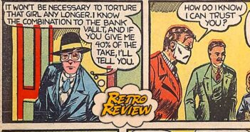 Mystery Men Comics #1 Review