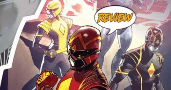 Power Rangers #11 Review