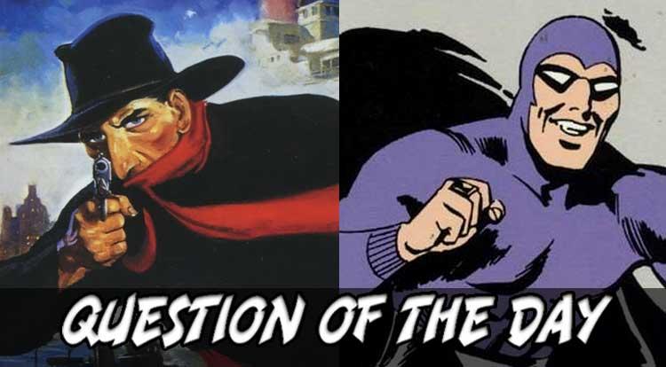 Shadow or Phantom QOTD