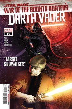 Star Wars; Darth Vader #16