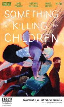 Something is Killing the Children #20
