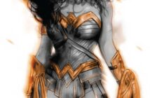 Wonder Woman Black and Gold #4