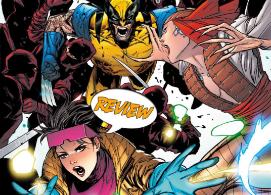 X-Men Legends #7 Review