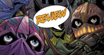 Canto III: Lionhearted #3 Review