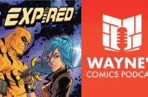 Wayne Hall, Wayne's Comics, Broke Down & 4 Dead Bodies, Expired, Travis Gibb, Brent Himmenger, Daniil Kerenski, Vanda, Christoff, Bradicus, Dusk, Saraharra, Orange Cone Productions,