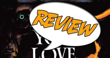 The Me You Love in the Dark #2 Review