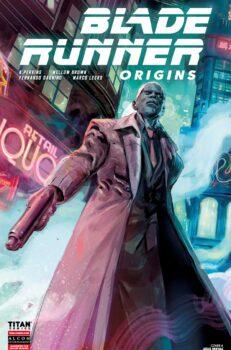 Blade Runner Origins #7