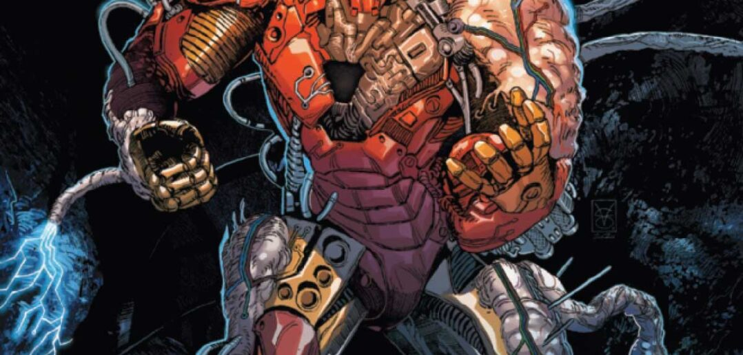 The Darkhold: Iron Man #1